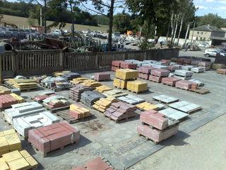 Spatii pentru vanzarea materialelor de constructi in Balti Площади продажа стройматериалов в Бельцах