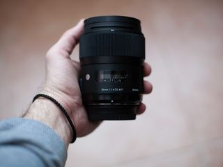 SIGMA 35mm AF F1.4 ART (Nikon)