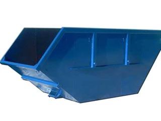 Контейнеры для вывоза промышленного, бытового и строительного мусора