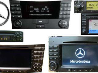 Reparatie - Decodarea Auto-magnitolelor, audio, video, dvd, cd, mp3,  Amplificatoare auto