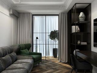 Apartament 2 camere+living UrbanConstruct str. Trandafirilor + design inclus