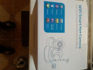 wi fi smart net camera