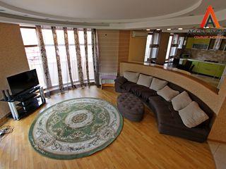 Chirie! Botanica, str. Plaiului/Pandurilor, Casă în 2 nivele, 270 m2, Design individual!