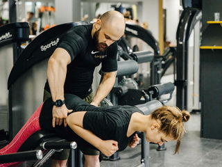 Instructor/Antrenor fitness, персональный/ индивидуальный тренер фитнес клуб