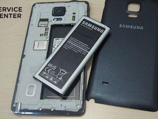 Samsung Galaxy Note 4 Edge (N915)  Разрядился АКБ, восстановим без проблем!