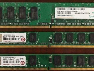 Оперативная память(лучшая цена) DDR2