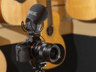 Microfon pentru Video/Foto camera Rode Stereo VideoMic Pro Rycote. Livrare gratuita în toată Moldova