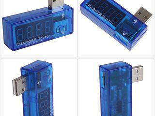 Универсальный USB тестер напряжения и тока