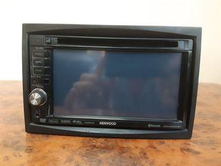 Kenwood DNX5220BT с Bluetooth и навигацией Garmin 100% оригинал
