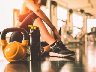 Твой персональный тренер по фитнесу