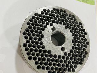 Производим на ЧПУ станках различные матрицы и ролики для грануляторов