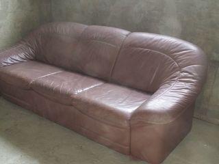 кожаный диван 170 евро