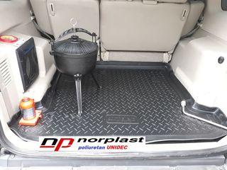 Covoare Ковер в багажник,calitativ covorase  din poliuretan pentru interior si portbagaj Unidec