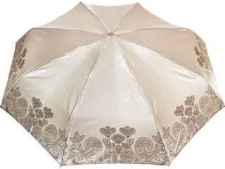 Женский сатиновый мини зонт полный автомат Trust