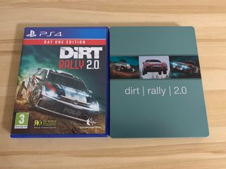Dirt Rally 2.0 + Dishonored Definitive Edition