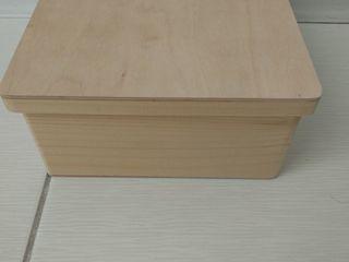Продам коробку деревянную для хранения