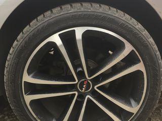 диски и резина Bridgestone Blizzak