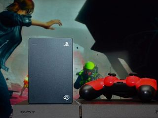 Seagate Game Drive for PlayStation 4 2TB SLim.