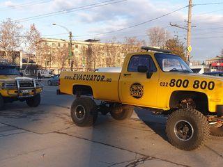Evacuator Chisinau 24 24/ Tractari pina la 18 t!