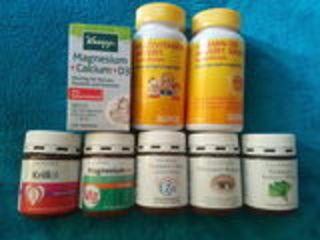 Витамины для взрослых и детей. Цена от 100 леев.