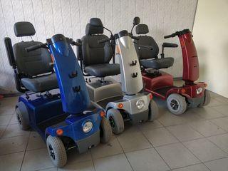 Инвалидная коляска Meyra Cityliner 412