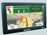 "GPS Навигаторы Pioneer HD 5-7"" Установка Navitel, iGo, Garmin/Tom Tom"