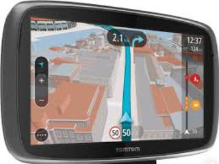 "TomTom Go 6000 (4fl60) nou 180 Euro 6.0"" display"