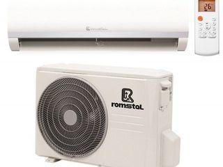 Condiționer 12000 btu, modem wi-fi, inverter, A++,romstal, garanție