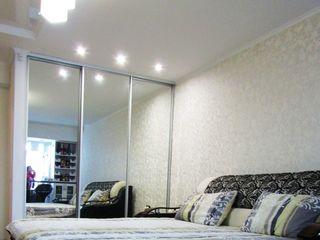 Apartament cu 1 odaie,bloc nou,etaj 3,euroreparație,mobilat,autonomă,46m2 sau schimb+bani