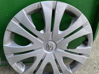 Calpace. Колпаки. Toyota Auris Original ! R 16