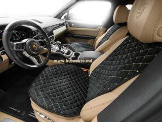 Huse Premium din Acantara/ Автонакидки из алькантары премиум класса