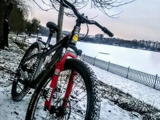 Пропал велосипед Umf Hardy 3