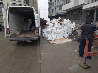 Servicii evacuare gunoi