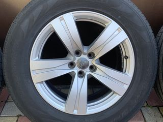 Audi Q7, 255/60 R18