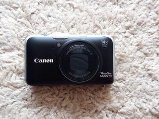 Бельцы-Кишинёв Canon SХ230-HS Новый!
