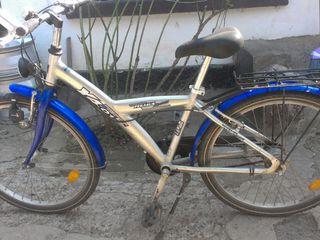 Велосипед подростковый Пегасус 7 скоростей во втулке из германии.