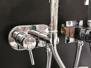 Гигиенический душ, dus igienic bide , montare ascunsa, скрытого монтажа, miro (italia)