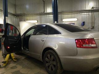 Audi a6 c6 2.0 tdi 3.0d 2004г. epiese запчасти.