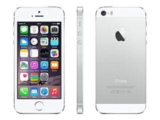 iPhone 5S 16GB-1000L всё работает идеально кроме отпечатка пальцa,новый аккумулятор