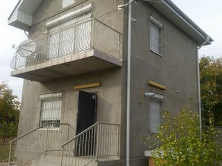 Домик с теплицей 6mx20m casa cu Sera 6m pe 20m