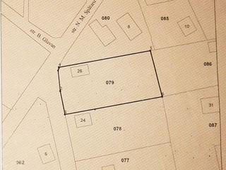 Vind 15,55 ar in Gratiesti, teren pentru constructii