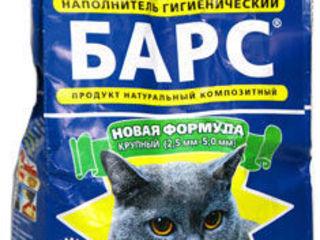 Барс универсал наполнитель для кошачьего туалета - 5 кг