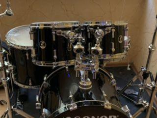 Sonor 3007 Maple Black Piano
