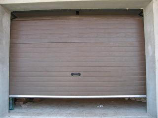 Porti pentru garaj automate,mecanice,panoramice si sectionate!
