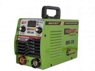 Aparat de sudat invertor Procraft RWS350-garantie 1an - livrare gratuita-credit-agroteh