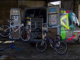 Мобильный вело-сервис .