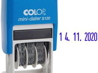 Ștampilă Colop Mini dater S120