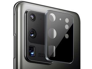 Sticla de protectie pentru camera iPhone, Samsung