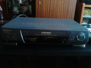 Продаётся видеомагнитофон Panasonic NV-SP420EU  б/у