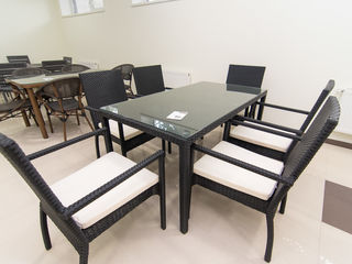 Set masa + scaune pentru terasa. -10% reducere